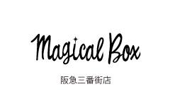 Magical Box 阪急三番街店クローズのお知らせ
