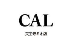 CAL 天王寺ミオ店クローズのお知らせ