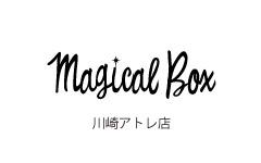 Magical Box 川崎アトレ店クローズのお知らせ