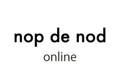 nop de nod オンラインショップオープンのお知らせ