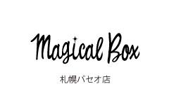 Magical Box 札幌パセオ店クローズのお知らせ